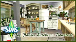ivy kitchen curtains the sims 4 ivy palace kitchen download youtube sims 4