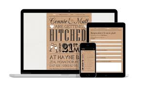 Marriage Invitation Websites Wedding Invitation Website Good Egg Website Design