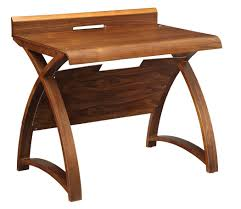 Walnut Computer Desks Jual Santiago Small Walnut Computer Desk Co Uk Kitchen Home