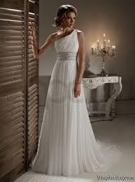 one shoulder wedding dress one shoulder wedding dress chiffon 2016 2017 b2b fashion