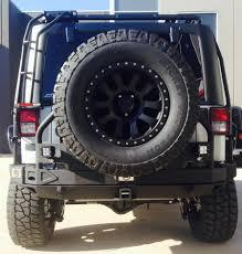 aev jeep rear bumper smittybilt xrc atlas rear bumper for jeep jk 07 14