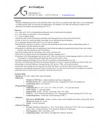 Technical Skills For Resume Examples by Non Technical Skills For Resume Free Resume Example And Writing
