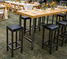 stand up bar table archive vintage rentals rent vintage furniture in southern