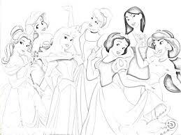 pictures disney princess pencil drawings drawing art gallery