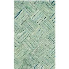 safavieh nantucket green multi 4 ft x 6 ft area rug nan316a 4