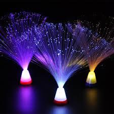 decorative fiber optic lighting tree flower infmetry