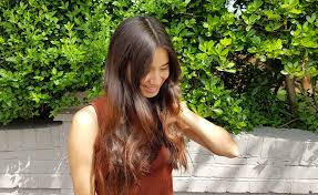 long hair lady natural hair i gave up hair straighteners for a week
