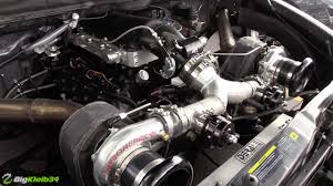 Dodge Ram Cummins Triple Turbo - dodge ram with a twin turbo lsx u2013 engine swap depot