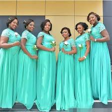 aliexpress com buy 2017 south african mint green long bridesmaid