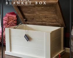 blanket box etsy uk