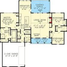 small cottage plan with walkout basement basement floor plans