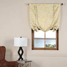 tie up curtains blackout tie up shades half price drapes