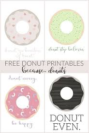 best 25 donut decorations ideas on brunch decor baby