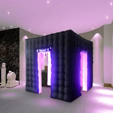 photo booth tent 110v 2 5m led air photo booth light tent weddings