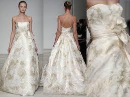 calvin klein wedding dresses the golden factor the magazine