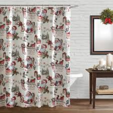 Santa Curtains Buy Retro Curtains From Bed Bath U0026 Beyond