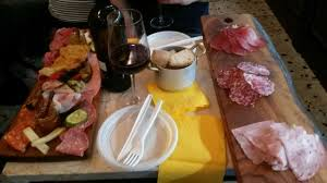 dico cuisine ma che ve lo dico a fare picture of pane e salame rome tripadvisor