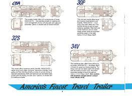 airstream floor plans home decor airstream remodel floor plans