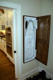 Green Board In Bathroom Wall Mount Ironing Board In Laundry Room Traditional With Small