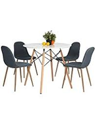Kitchen Round Tables by Kitchen U0026 Dining Room Tables Amazon Com