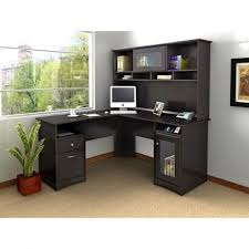 overstock l shaped desk cabot l shaped desk with hutch free shipping today overstock for