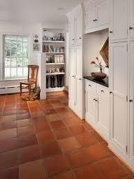 White Floor L Kitchen Tile Floors Kitchen Floor White Flooring With