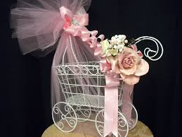 Carriage Centerpiece Extraordinary Baby Carriage Centerpieces For Baby Shower 80 With