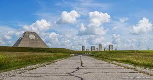 North Dakota defense travel system images The abandoned nekoma safeguard complex jpg