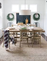 jute rug from rugs usa dining table from world market chairs
