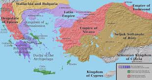 Map Of Constantinople How The Fourth Crusade Led To Christians Fighting Each Other Over