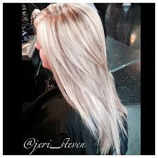 silver hair with lowlights light brown hair colors that will take your breath pretty blonde