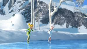 image tink peri ice skating jpg disney wiki fandom powered