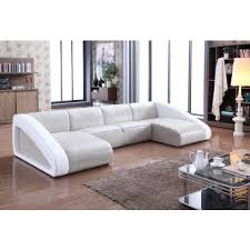 Modern Curved Sofas And UShaped Couches - Modern miami furniture
