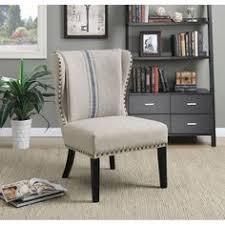 Upholstery Repair Wichita Ks Hampton Upholstery High Leg Wing Back Recliner Leon U0027s Living