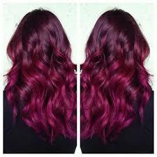 black hair to raspberry hair raspberry hair color love it pinteres