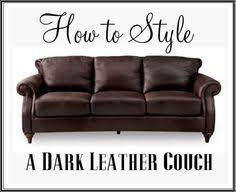 Dark Brown Sofa by Grey Wall With Brown Sofa Lounge Room Ideas Pinterest Grey