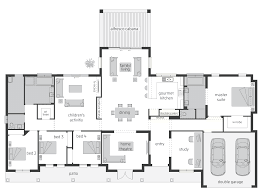 Garage Floorplans by Bronte Act Floorplans Mcdonald Jones Homes