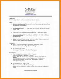 Engineering Project Manager Resume Sample 7 Resume Sample For Job Manager Resume