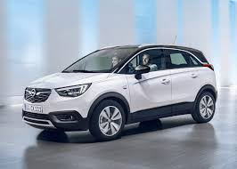 crossover cars 2018 opel reveals crossland x suv cars co za
