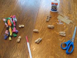 almost unschoolers peanut shell pals