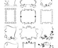 Decorative Frame Png Frames Vector Graphics Blog Page 26