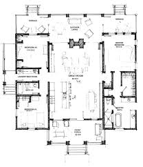 great floor plan barn with shed roof additions off each side