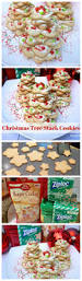 easy christmas tree stack cookies mommy mafia