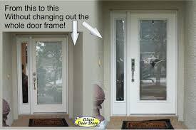 Exterior Replacement Door Exterior Slab Door Replacement Photogiraffe Me