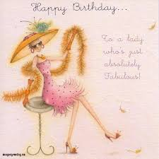 lovely happy birthday cards women google search fun cards within