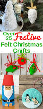 how to have a felt christmas wonderland everyone will love sahm