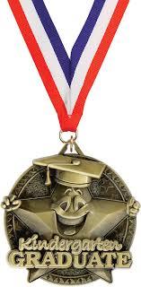 graduation medals kindergarten graduate ultra impact 3 d medal awards medals and