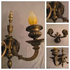 Non Electric Sconces Non Electric Crystal Wall Sconces U2022 Wall Sconces