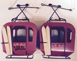 metal vintage gondola ornament 6 5