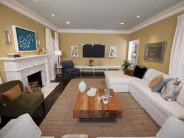 Best  Rectangle Living Rooms Ideas On Pinterest Narrow Living - Interior design living room layout ideas